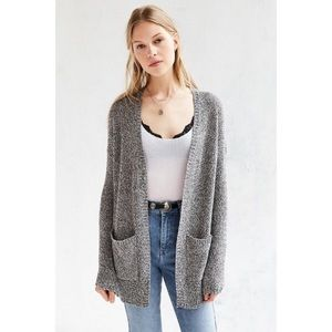 Urban Outfitters BDG Carter Open Front Cardigan